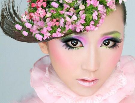 彩妆造型师班图片